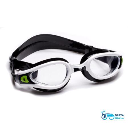 عینک شنا آکوا اسفیر مدل Kaiman Exo لنز شفاف
