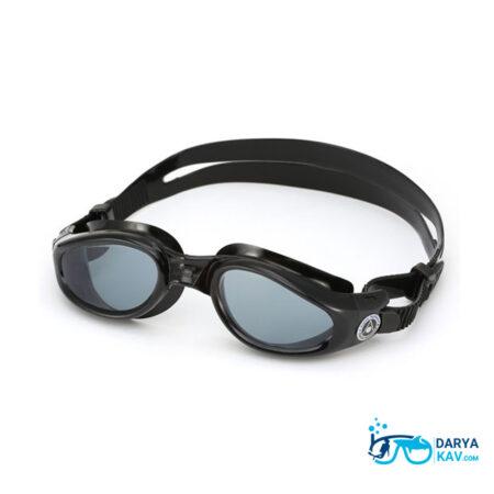 عینک شنای آکوا اسفیر مدل Kaiman لنز دودی