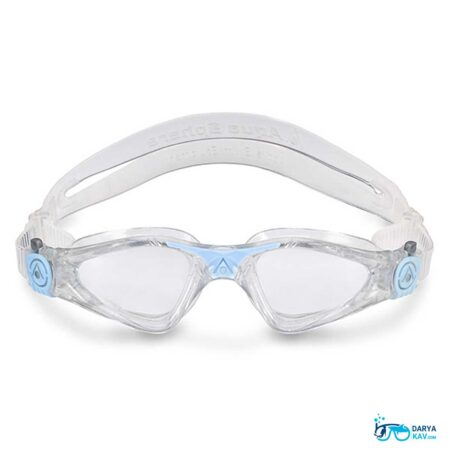 عینک شنا زنانه لنز شفاف Aqua Sphere Kayenne Ladies