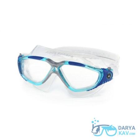 عینک شنا آکوا اسفیر Vista لنز شفاف