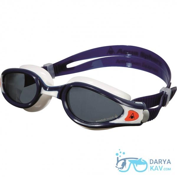 عینک شنا Kaiman Exo لنز دودی