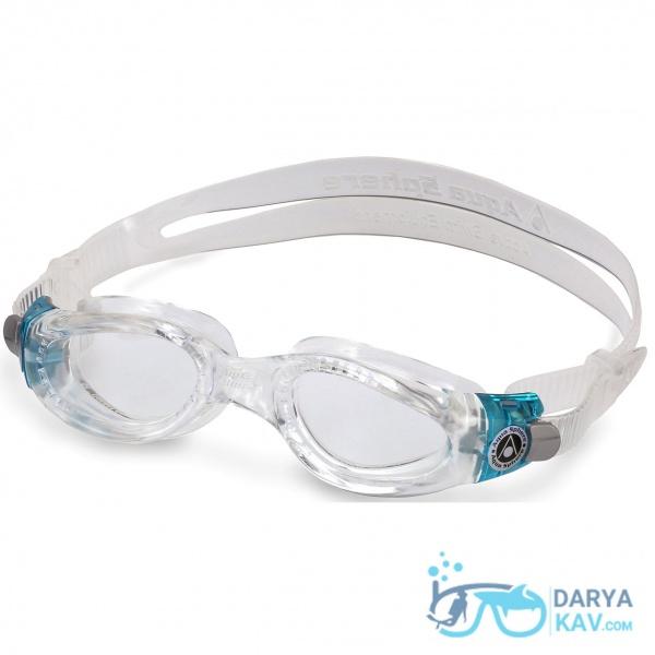 عینک شنا زنانه Kaiman لنز شفاف