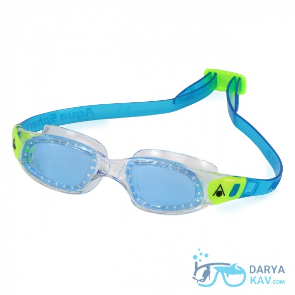 عینک شنا بچگانه لنز آبی Kameleon Kid