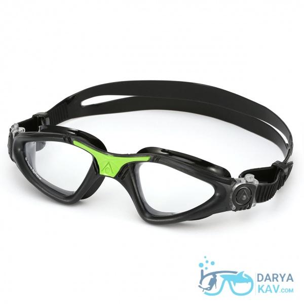 عینک شنا Kayenne لنز شفاف
