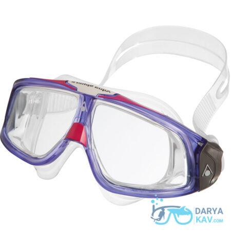 عینک شنا زنانه Seal 2.0 لنز شفاف