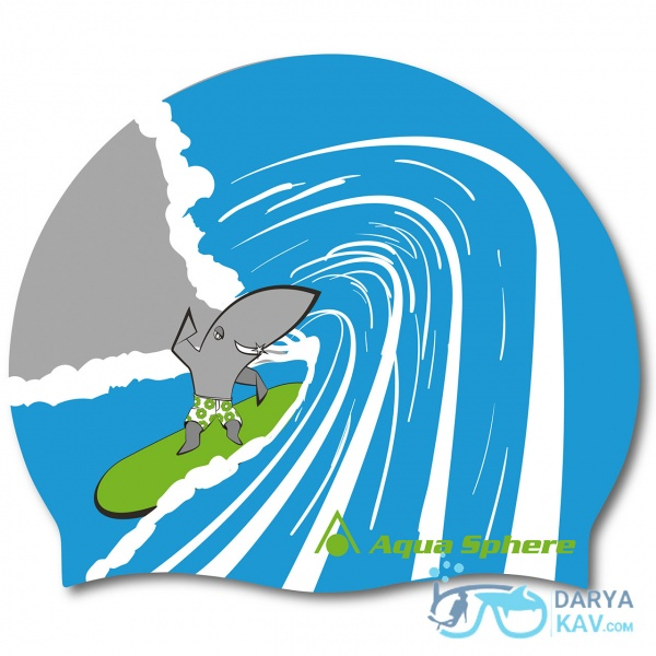 کلاه شنا Surf Shark