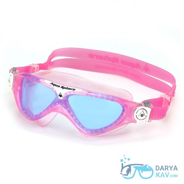 عینک شنا بچه گانه Vista JR لنزآبی