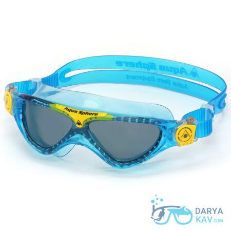 عینک شنا بچه گانه Vista JR لنز دودی