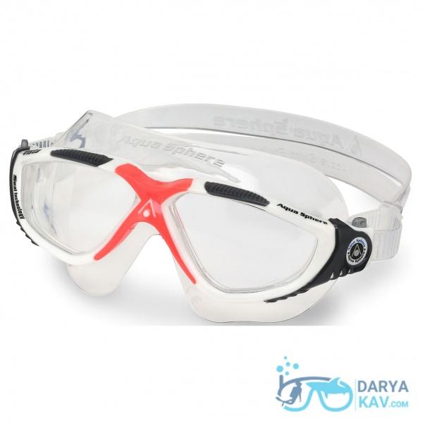عینک شنا زنانه Vista Ladies لنز شفاف