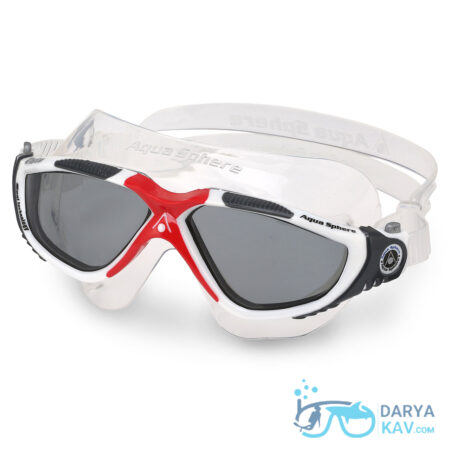 عینک شنا Vista لنز دودی