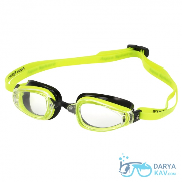 عینک شنا K180 لنز شفاف