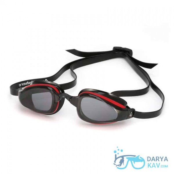 عینک شنا K180 لنز دودی