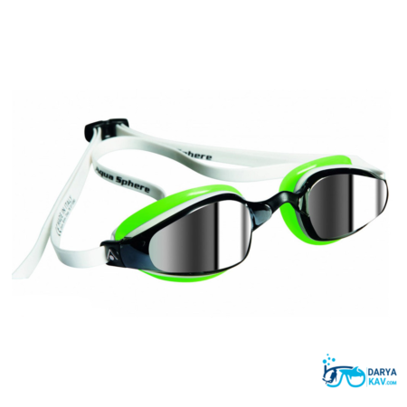 عینک شنا لنز جیوه ای Aqua Sphere MP K180
