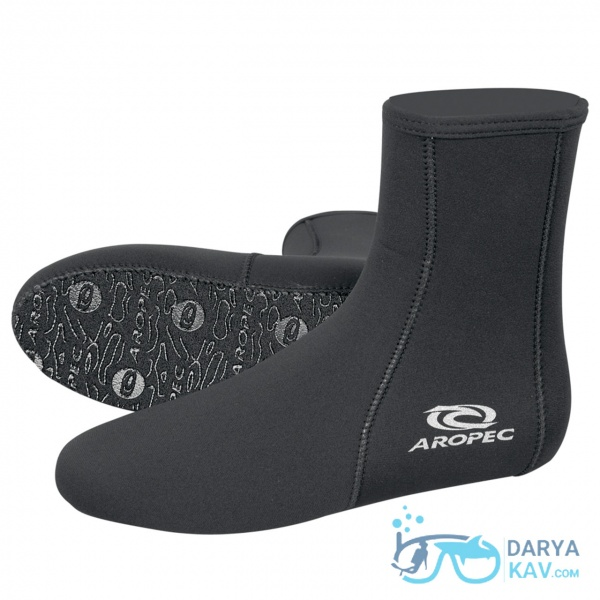 جوراب غواصی 5mm Neoprene Diving Sock