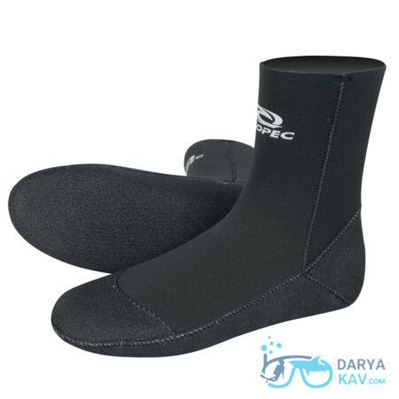 جوراب غواصی 5mm Neoprene sock body
