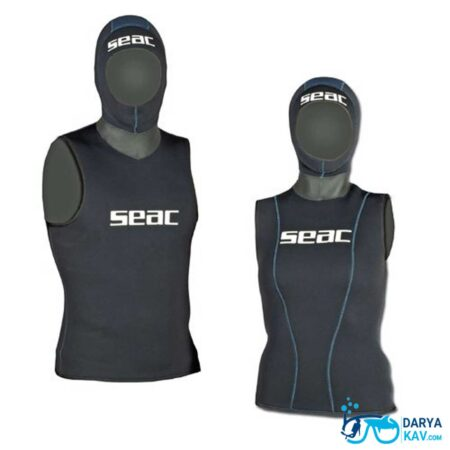 جلیقه زیر لباس Seac 5mm Hooded Undervest