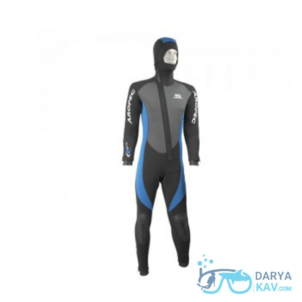 لباس غواصی SEMIDRYSUIT 5mm