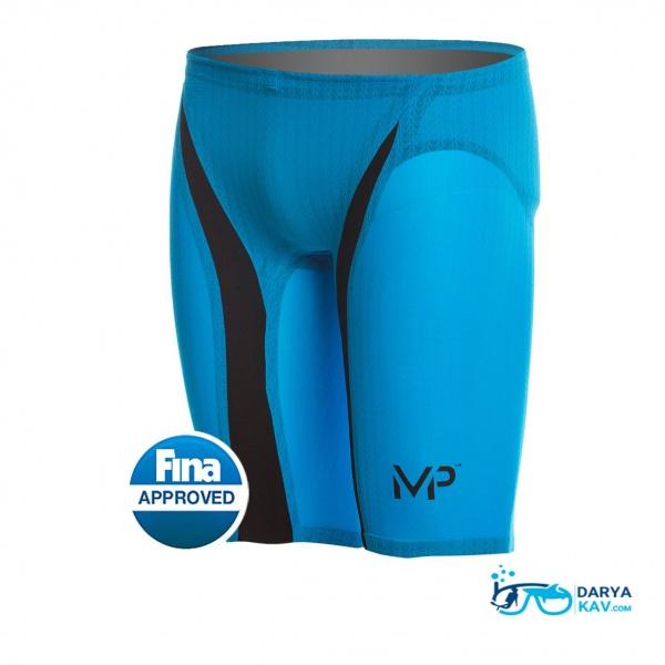 جمر مسابقه ای MP XPRESSO BLUE BLACK