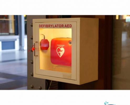 AED-احیا با شوک الکتریکی