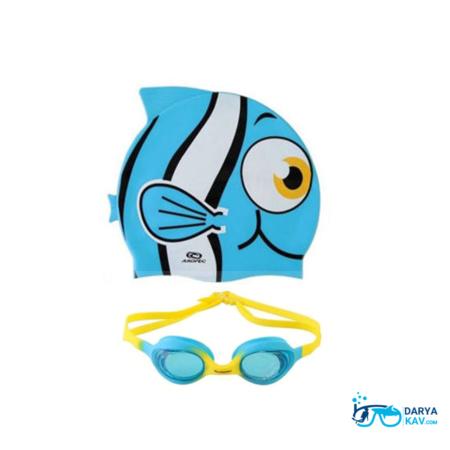 ست کلاه و عینک AROPEC برای کودکان