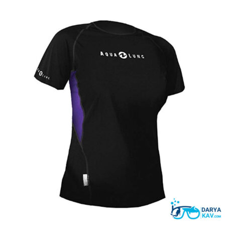 تیشرت Aqua Lung Short Sleeve Rash Guard
