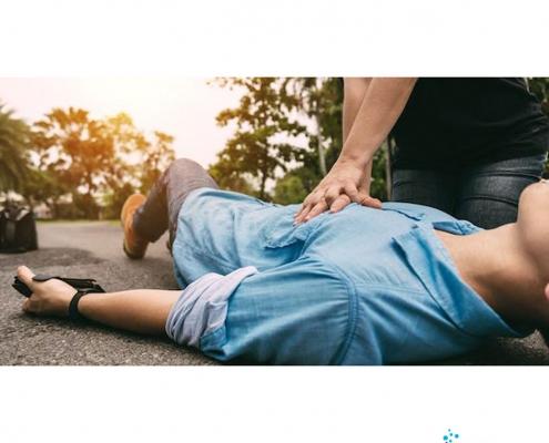انجام CPR در مبتلایان به COVID-19
