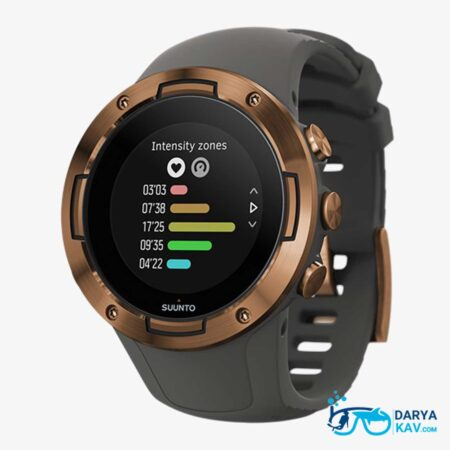 ساعت سونتو suunto 5 graphite copper