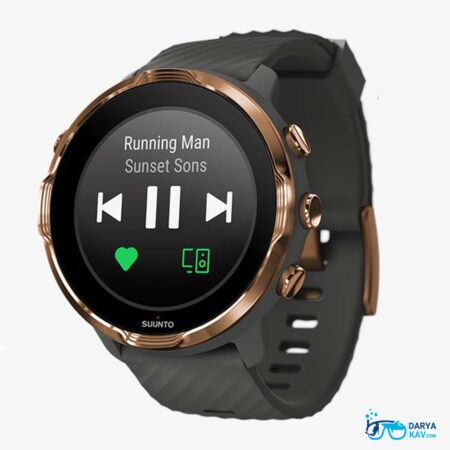 ساعت سونتو Suunto 7 Graphite Copper
